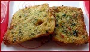 Coriander French Toast, Poetry Of Food