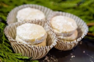 Lime meltaway cookies, Life Currents