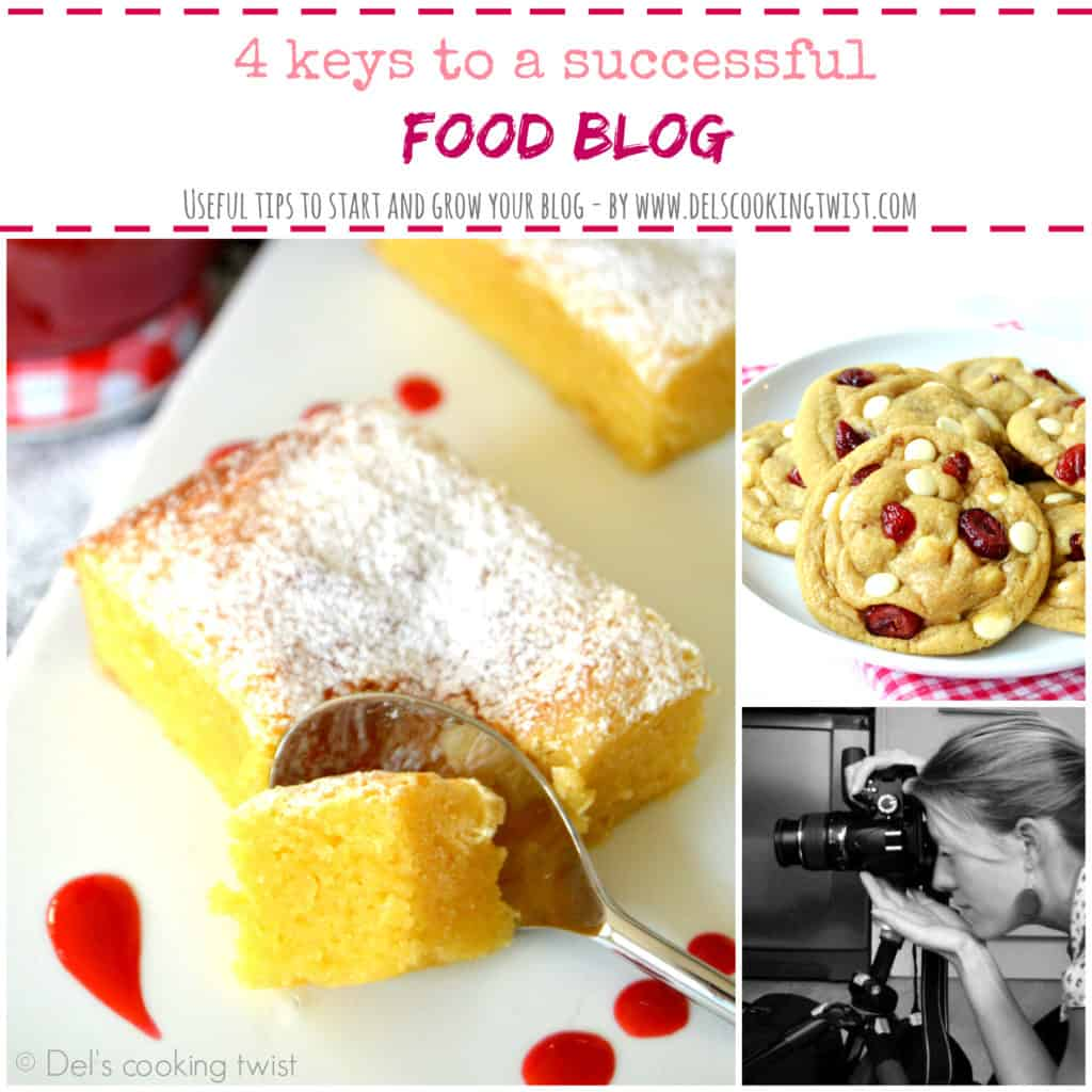 4 keys to a successful food blog - Dels cooking twist_ter