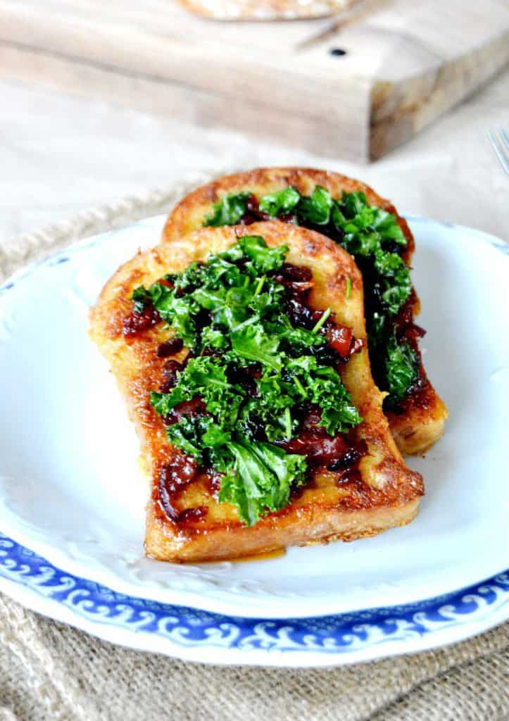 Savory French Toasts
