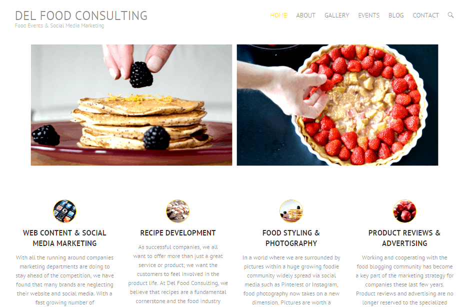 Del Food Consulting