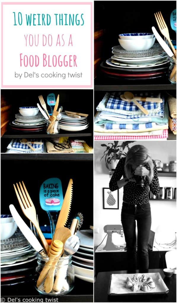 10 things a food blogger does_Pinterest