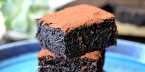 Healthy Extra Moist Chocolate Cake