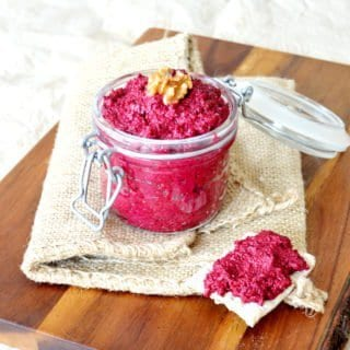 Roasted Beet Pesto