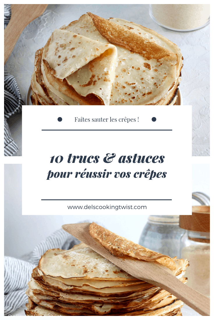 10 Tips & Tricks for a successful crepes party