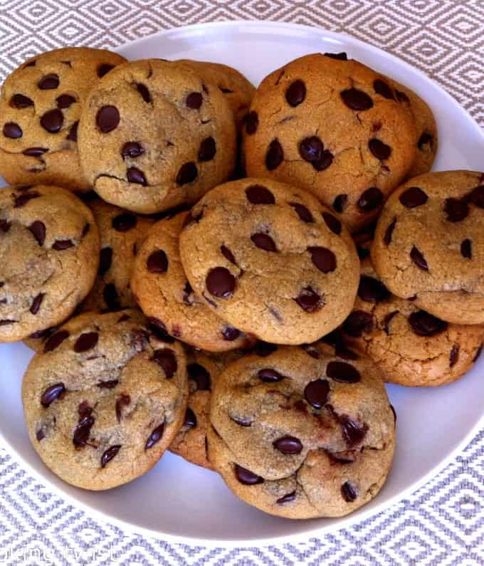 Sally's Best American Chocolate Chip Cookies