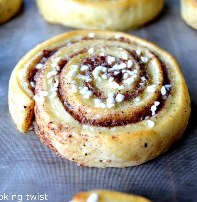 Best EASY Swedish Cinnamon Rolls