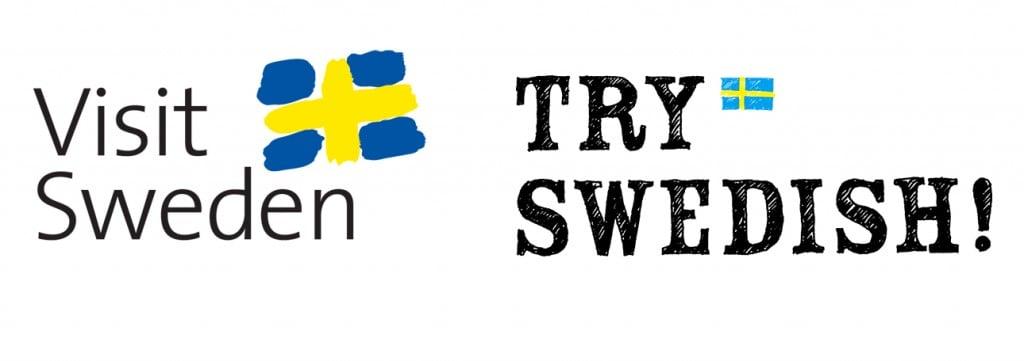 Logo try swedish and visit sweden