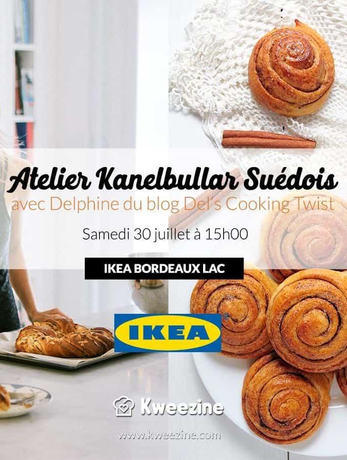 Swedish Baking Workshop with IKEA