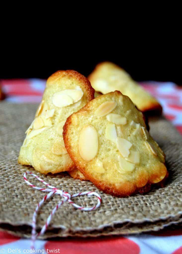 Almond tuiles