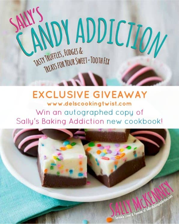 Giveaway Sallys Candy Addiction with Dels cooking twist