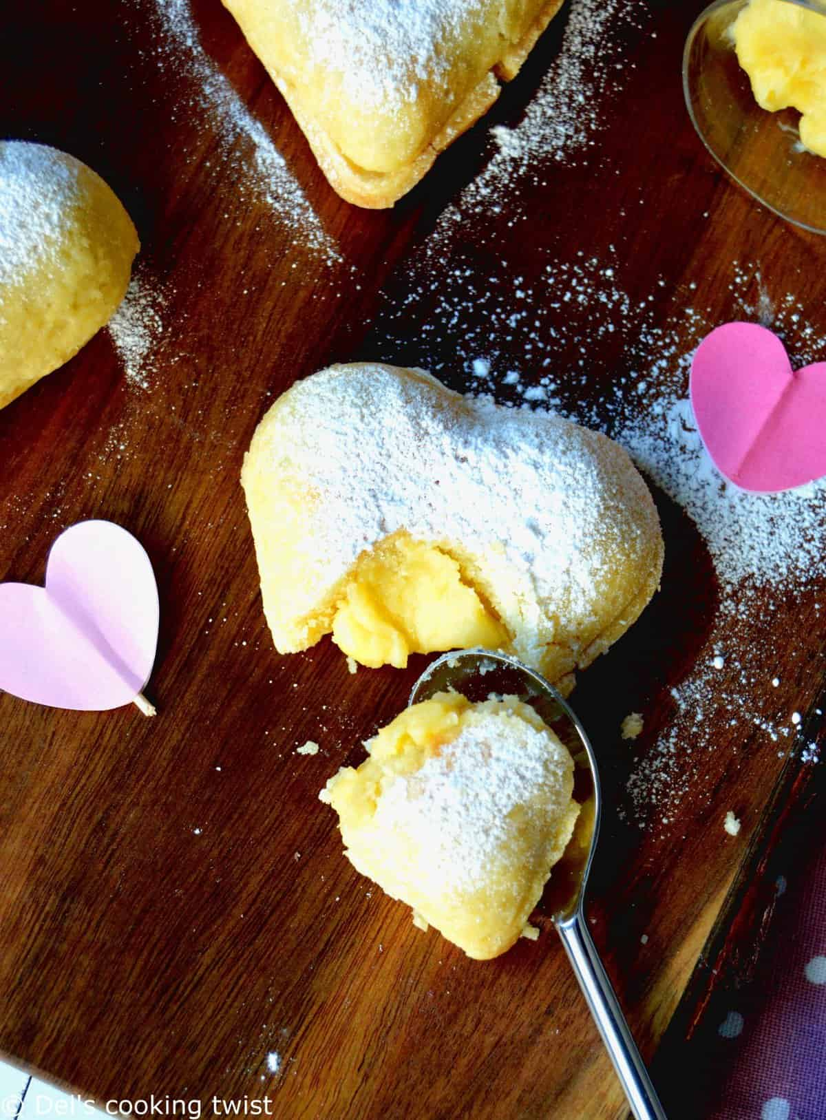 Swedish Vanilla Hearts