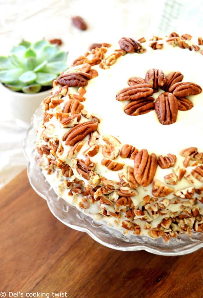 Best Ever Carrot Cake