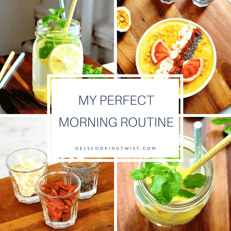 My Perfect Morning Routine