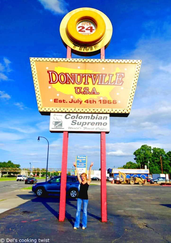 Donutville Detroit