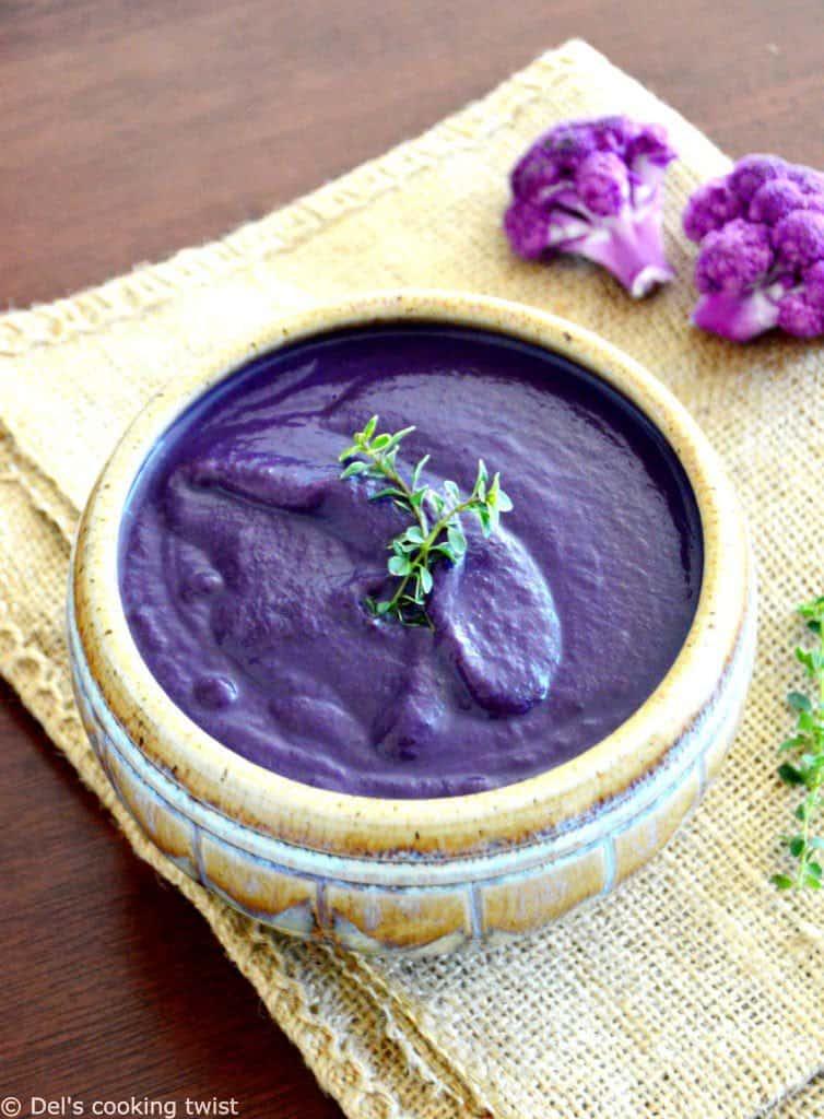 Purple Soup