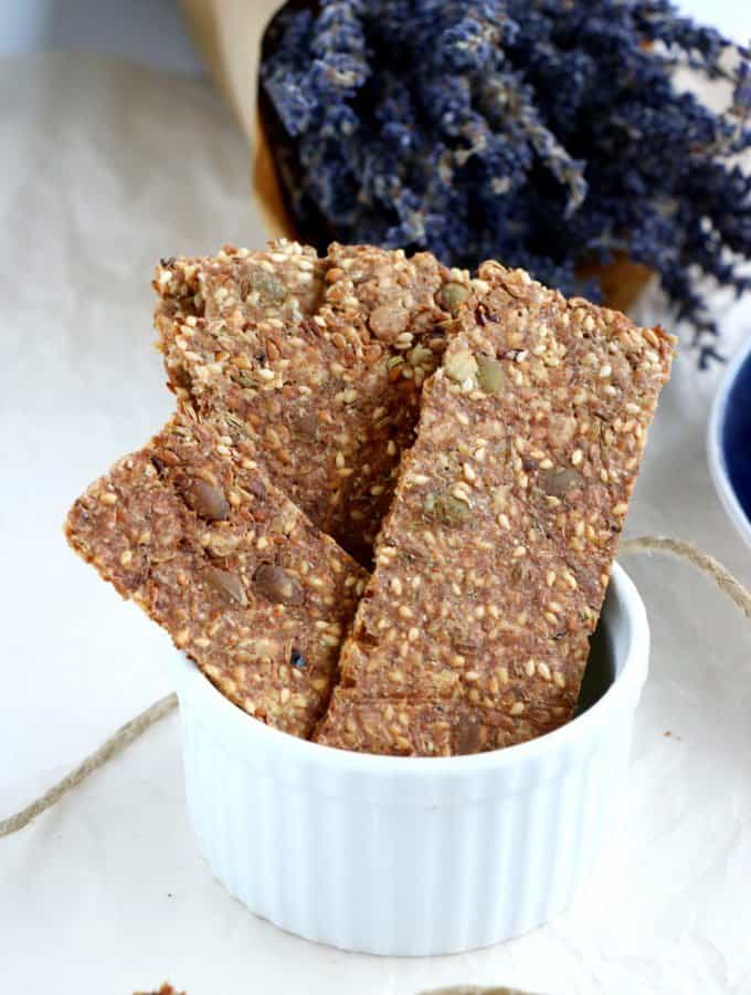 Swedish Multi-Seed Crispbread