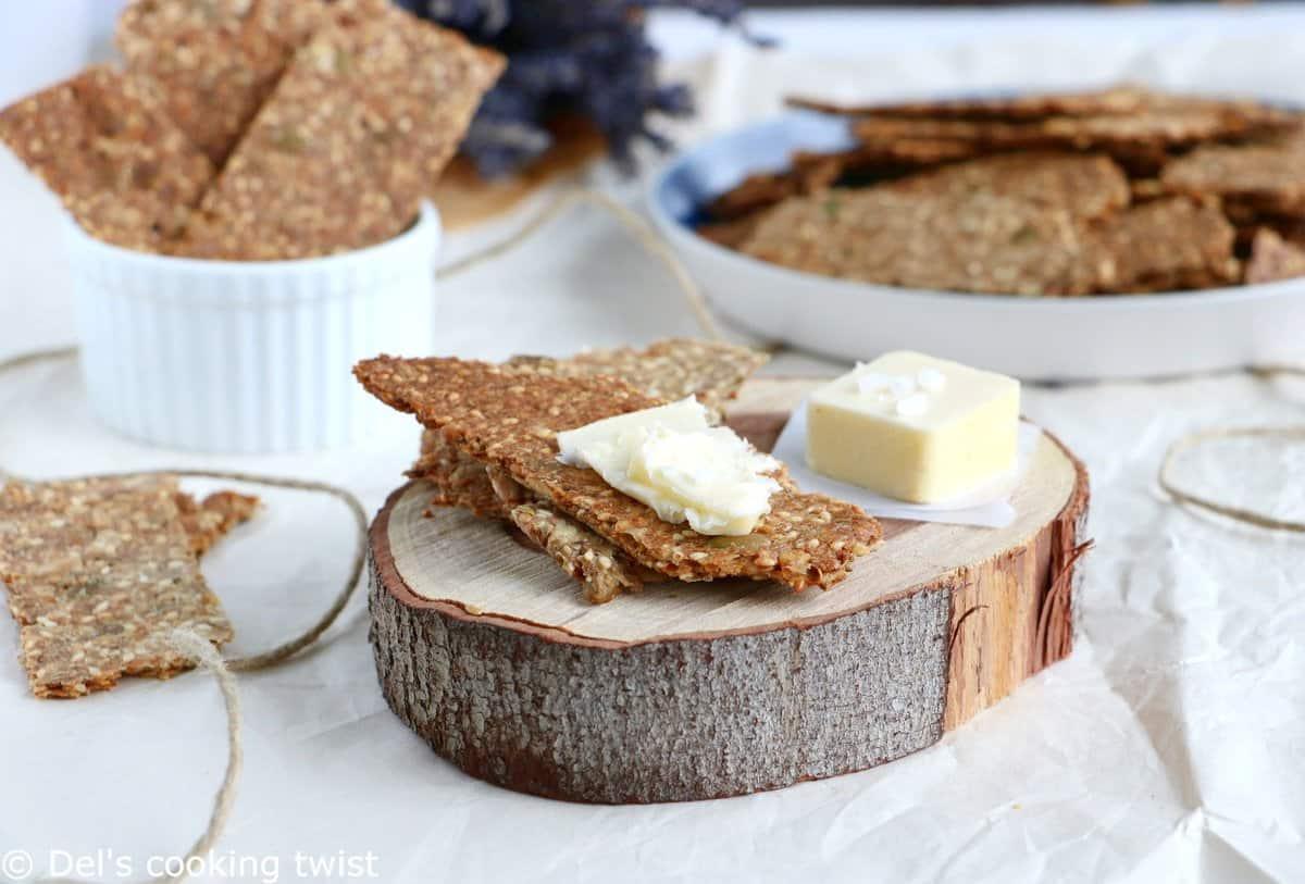 Swedish Multi-Seed Crispbread