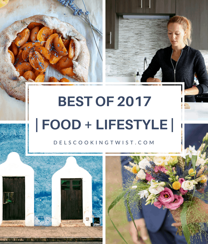 Best Of 2017 Food and Lifestyle