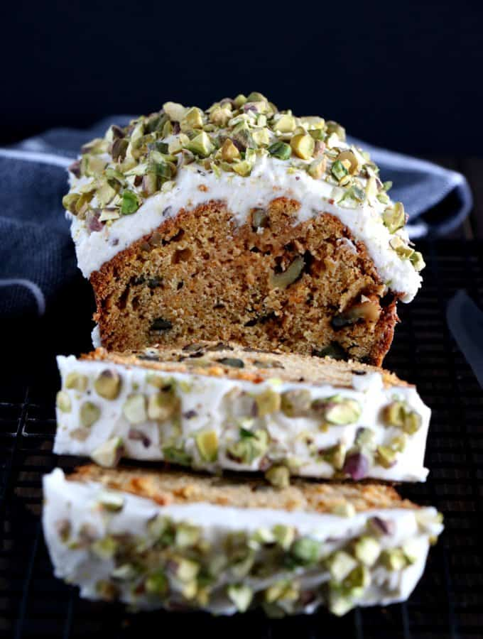 Brown Butter Zucchini Carrot Cake