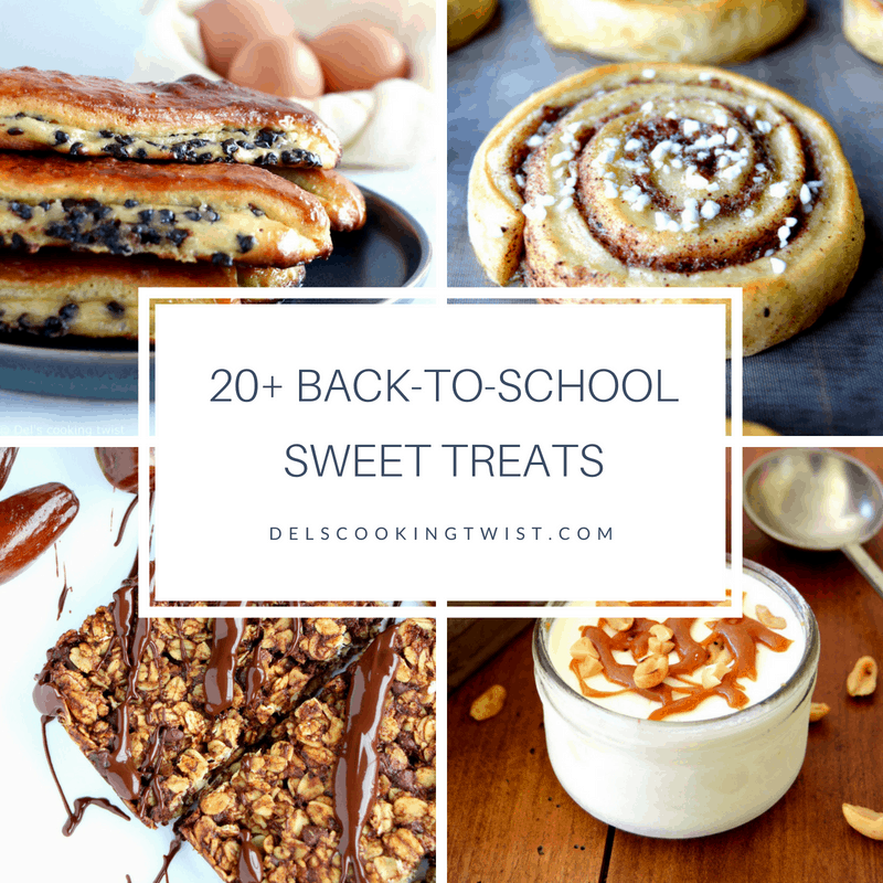 20 back-to-school treats fro your little ones