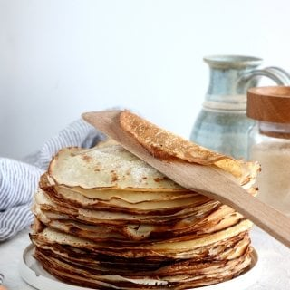 Easy French Crepes