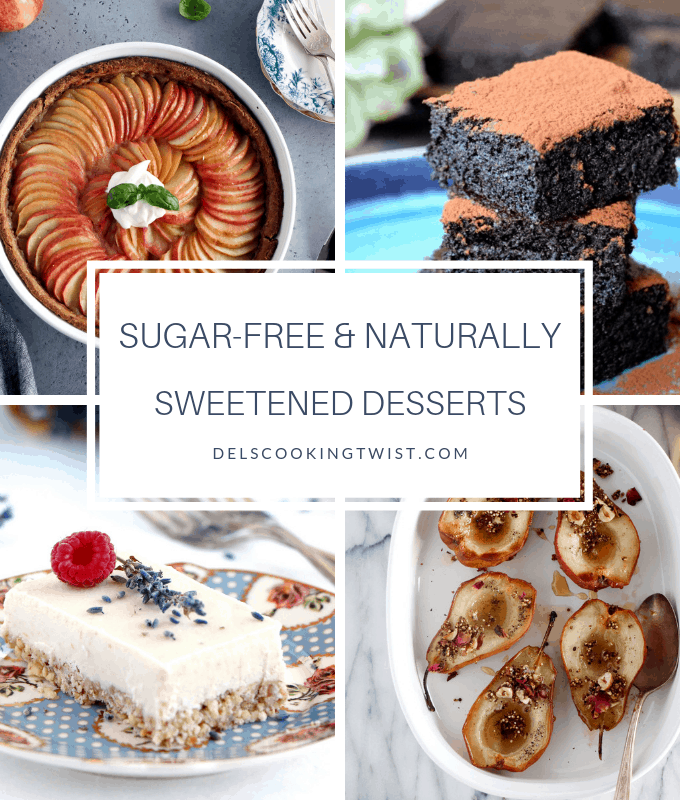 Sugar-Free and Naturally Sweetened Desserts