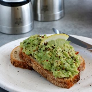 The Perfect Avocado Toast