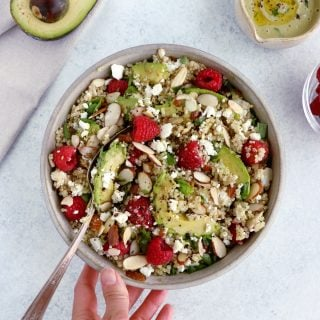 Avocado Raspberry Quinoa Salad_1