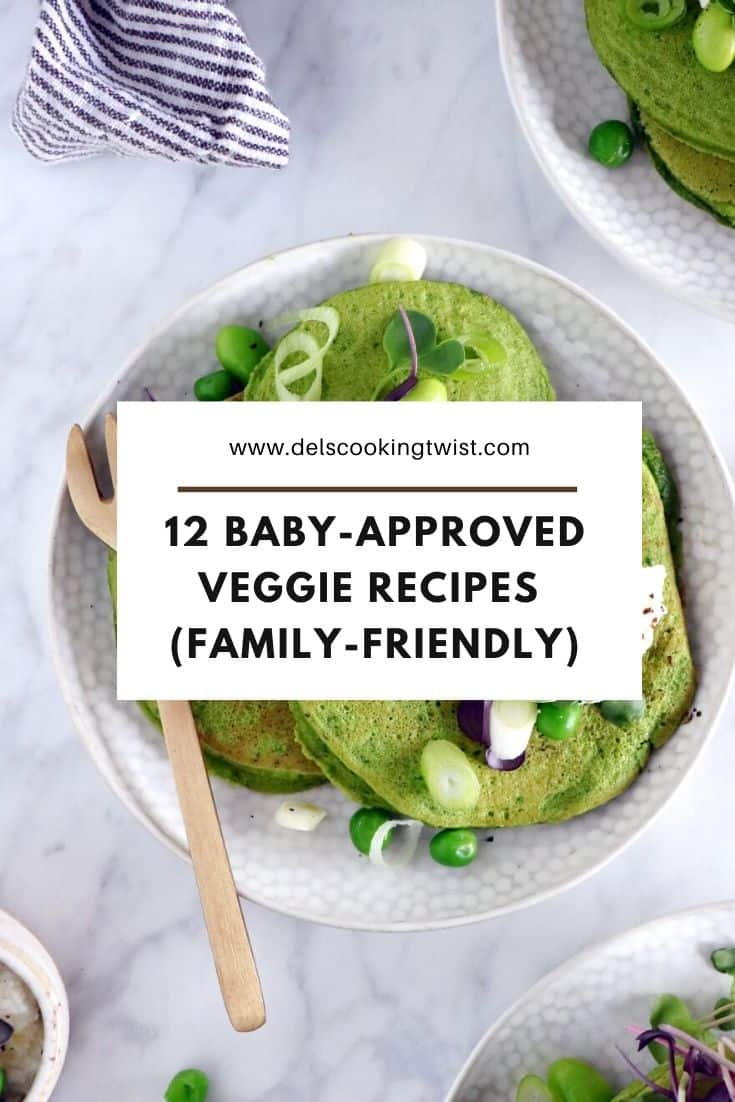 These 10 baby-approved veggie recipes are healthy, nutritious, and perfect for the whole family.