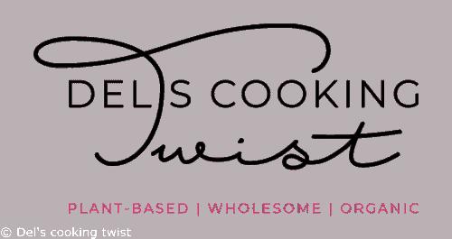 Del's cooking twist logo
